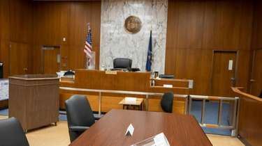 The state's chief administrative judge said that starting