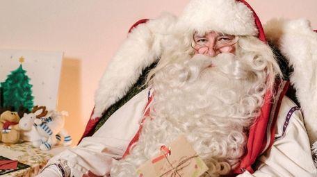 Long Islanders are seeking private Santa experiences this