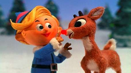 """The holiday classic """"Rudolph The Red-Nosed Reindeer"""" airs"""