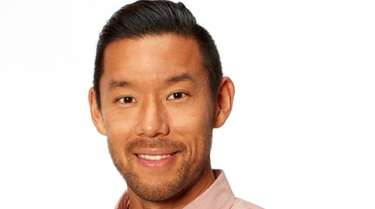 "Dr. Joe Park on ABC's ""The Bachelorette."""