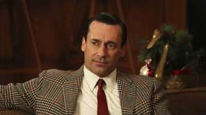 "Don Draper (Jon Hamm) in ""Mad Men"" Season"