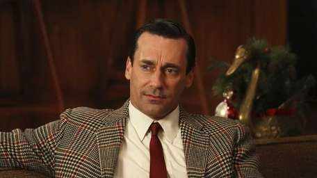 Don Draper (Jon Hamm) in