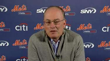 New Mets majority owner Steve Cohen at his