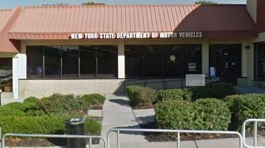 The Department of Motor Vehicles is moving out