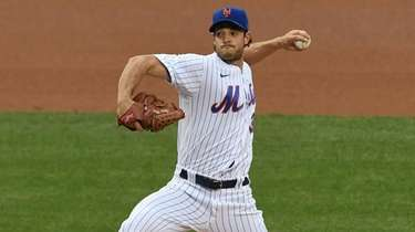 Steven Matz made nine appearances for the Mets