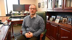 Hauppauge Superintendent Dennis O'Hara explains why his school