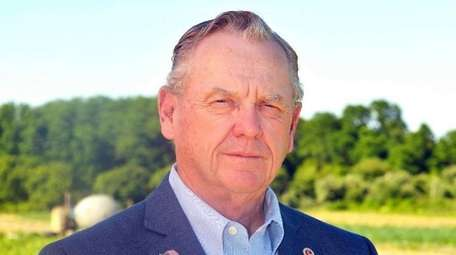 William Ruland of Mattituck. The former councilman and
