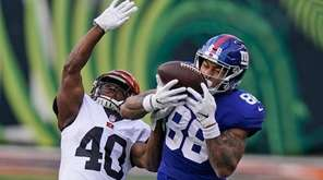 New York Giants tight end Evan Engram (88)