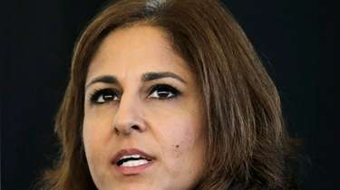 Neera Tanden, President-elect Joe Biden's choice for director