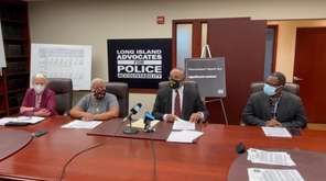 The Long Island Advocates for Police Accountability on