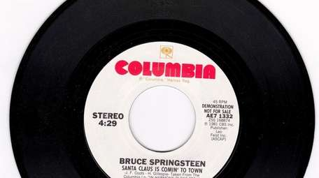 Bruce Springsteen & the E Street Band's 45