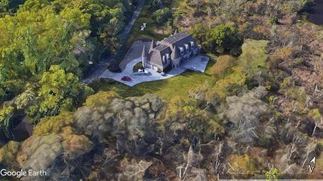 A Brookhaven home where Suffolk police said a