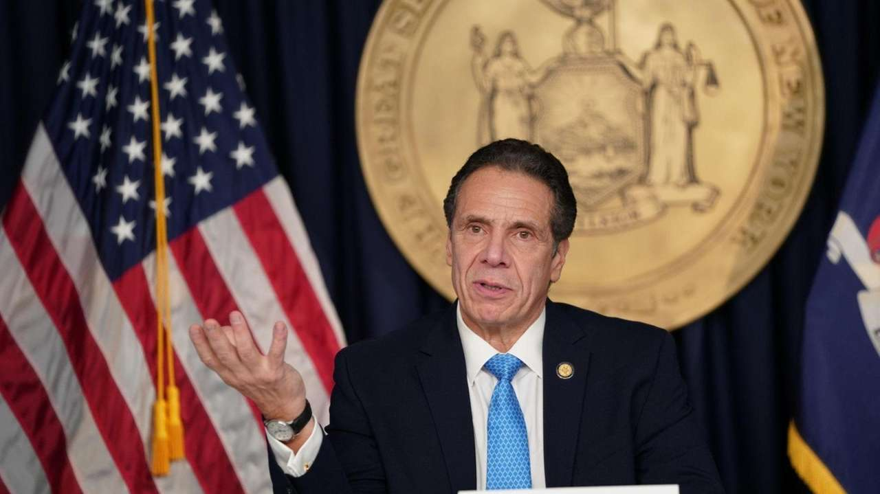 Gov. Andrew M. Cuomo announced on Wednesday that