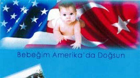 Federal prosecutors unveiled literature advertising an alleged Turkish