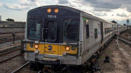 The Long Island Rail Road announced a plan