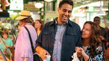 Bobby Cannavale and Melissa McCarthy in HBO MaX's