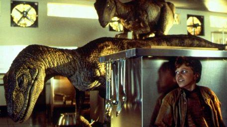 Joseph Mazzello in Steven Spielberg's