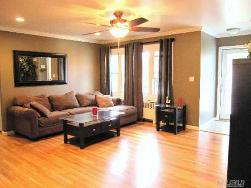 The home has three bedrooms as well as