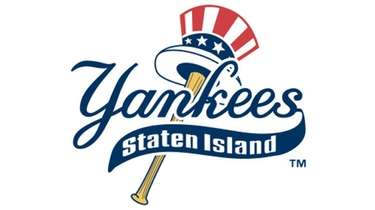 Logo of the Staten Island Yankees