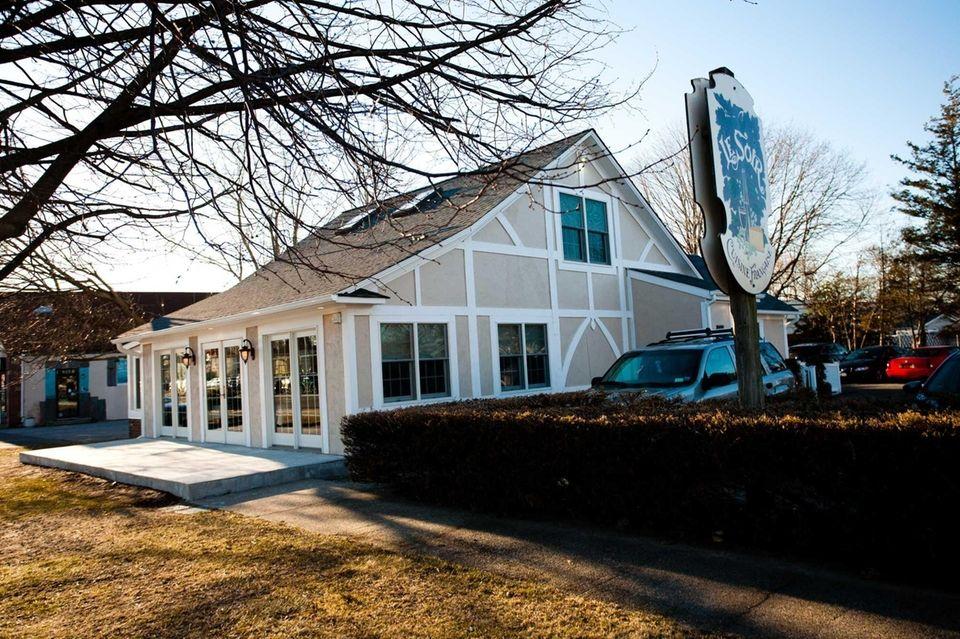 Le Soir Restaurant in Bayport . (March 23,