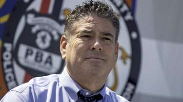 Nassau PBA president James McDermott has not commented