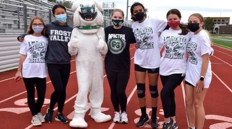 Lindenhurst Middle School's Physical Education Department hosted a