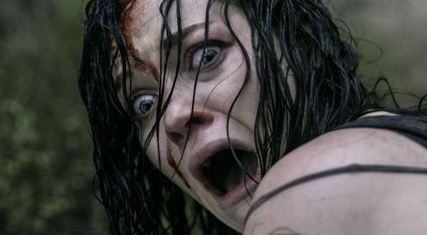 "Jane Levy in a scene from ""Evil Dead."""