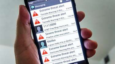 Government agencies do not send text messages asking