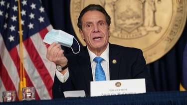 Gov. Andrew M. Cuomo updates New Yorkers on