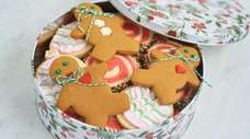 Lauren Chattman's recipes for classic holiday cookies make