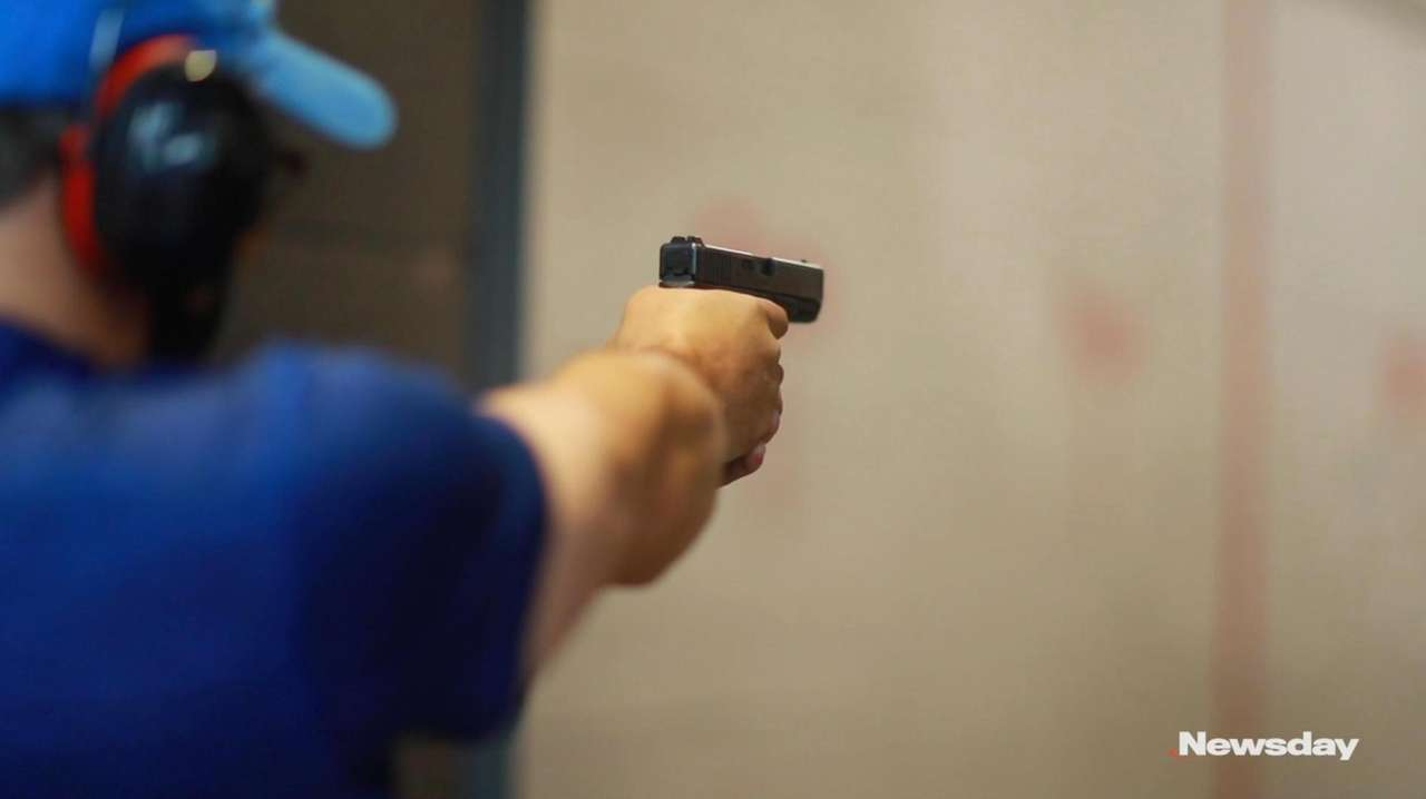 In both Suffolk and Nassau counties, handgun applications
