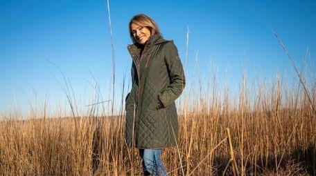 Former News 12 anchor Carol Silva, in Oyster