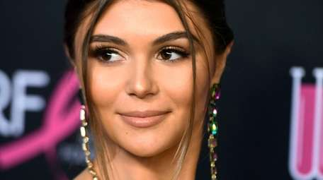 Olivia Jade Giannulli on Tuesday spoke about her