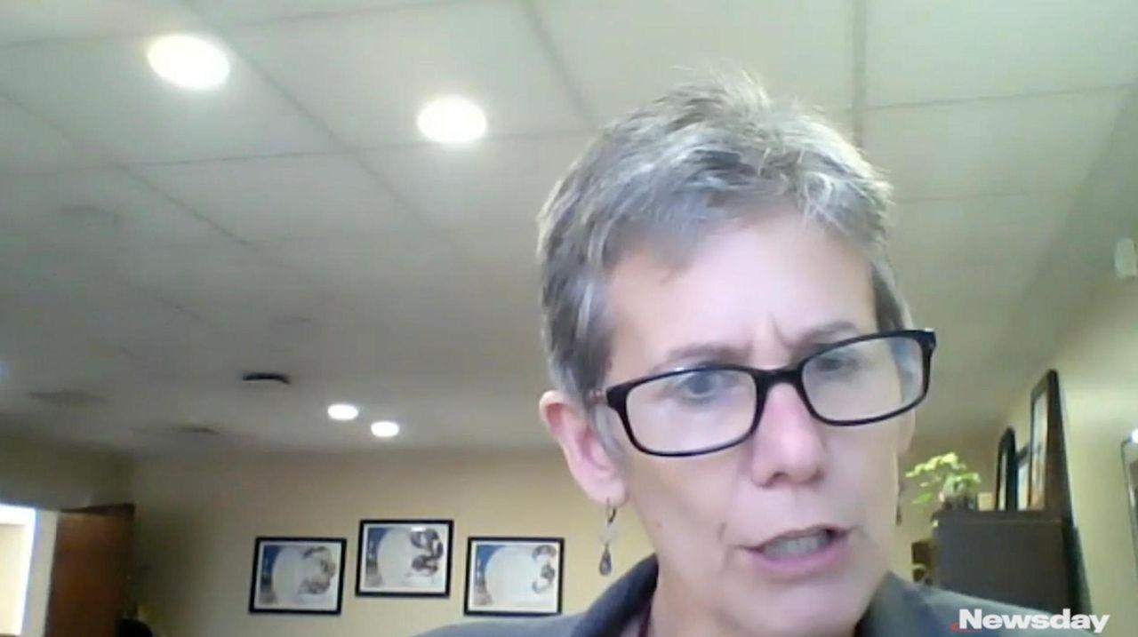 Julie Lutz, of Eastern Suffolk BOCES, talks about