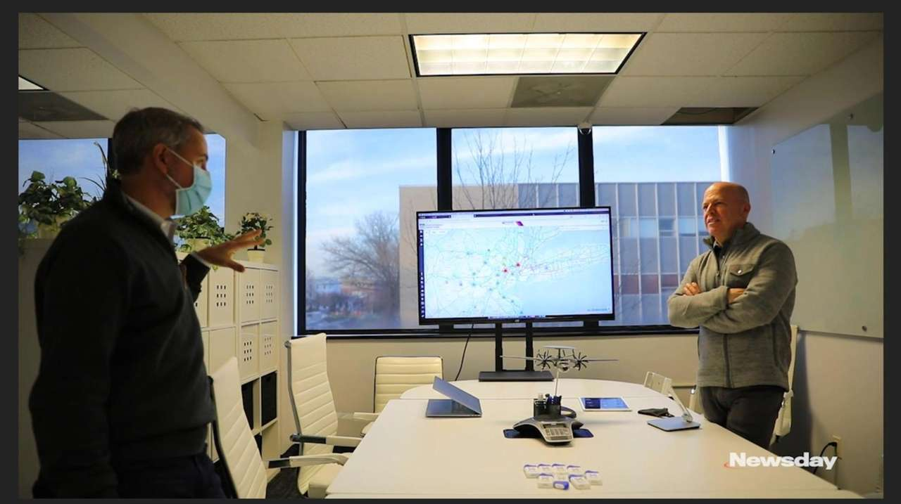Dan Kerning, founder and CEO of Cloudscann, talks