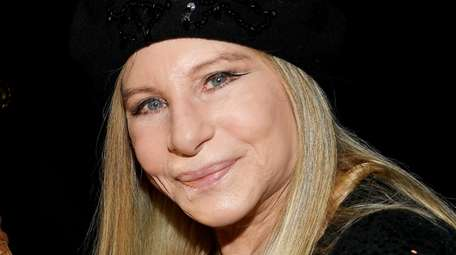 "Barbra Streisand will appear on ""One Night Only:"