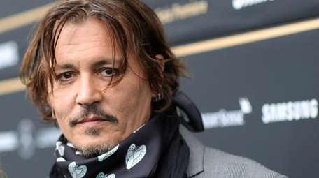 Johnny Depp has filed an application with the