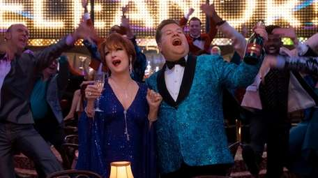 "Meryl Streep and James Corden star in ""The"