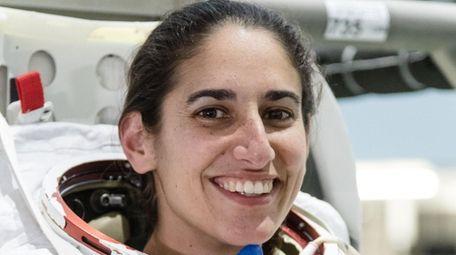 Baldwin native and NASA astronaut Jasmin Moghbeli could