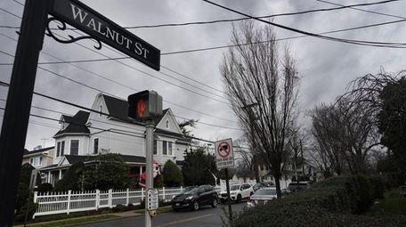 Homes on Walnut Street off Hempstead Avenue