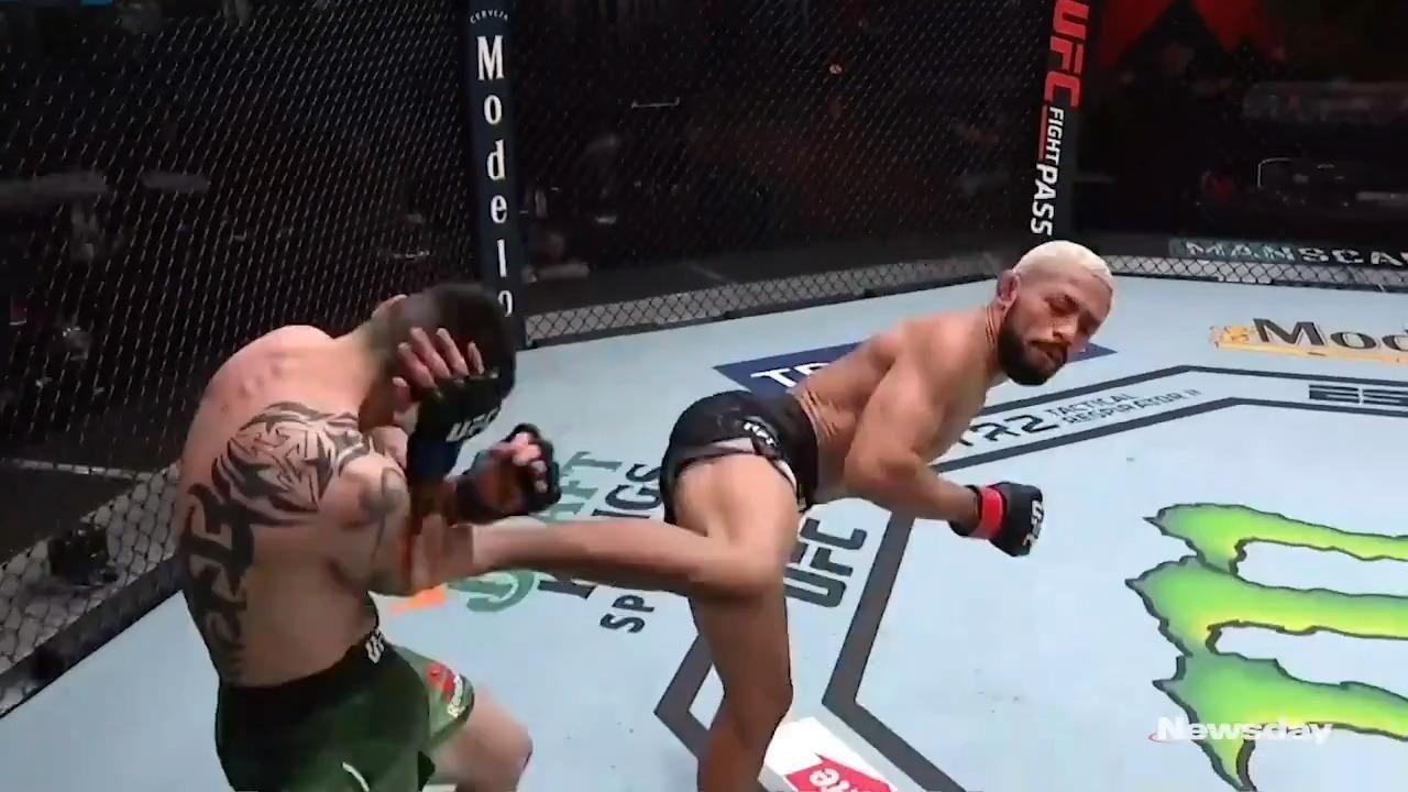 UFC 256 highlights ofDeiveson Figueiredo vs. Brandon Moreno