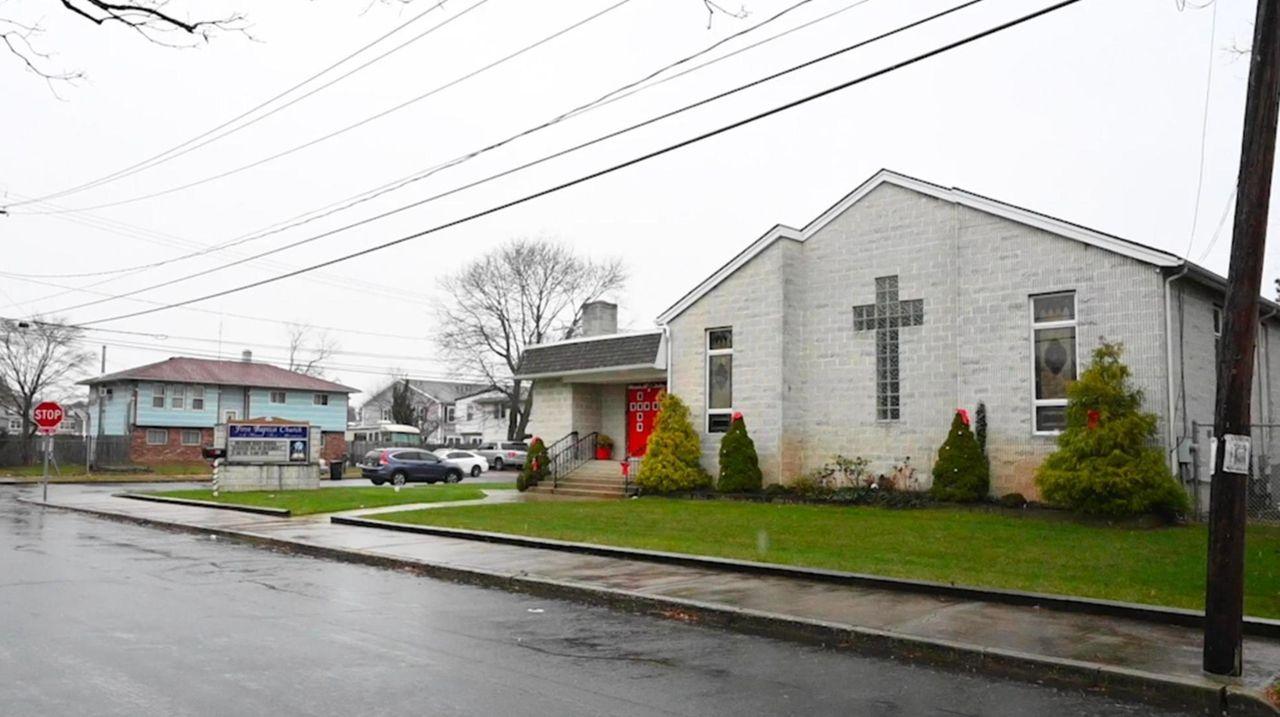 First Baptist Church on Washington Avenue in Deer