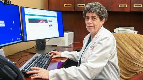 Dr. Sharon Nachman is chief of pediatric infectious