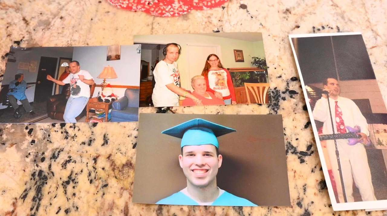 The families of three severely developmentally disabled men