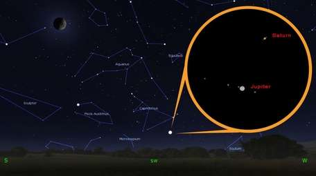 The Christmas Star, a rare celestial event associated