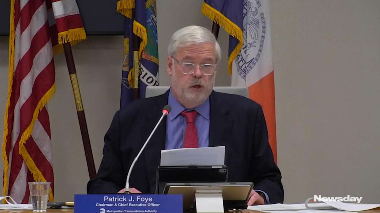 The MTA on Wednesday approved a 2021 budget
