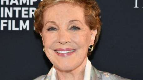 The legendary Julie Andrews will voice the character
