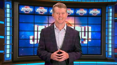 Ken Jennings starts his time as interim guest