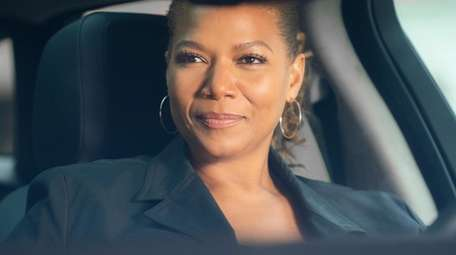 Queen Latifah stars as Robyn McCall in the