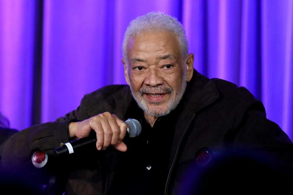 LOS ANGELES, CALIFORNIA - FEBRUARY 24: Bill Withers